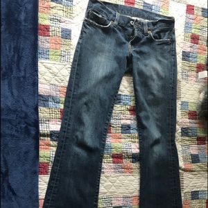 pre owned lucky brand jeans